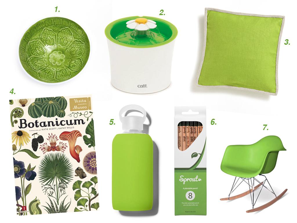 objetos greenery 1