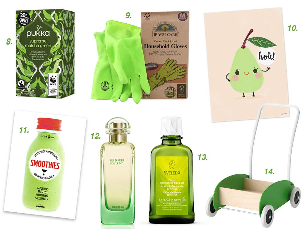 objetos greenery 2